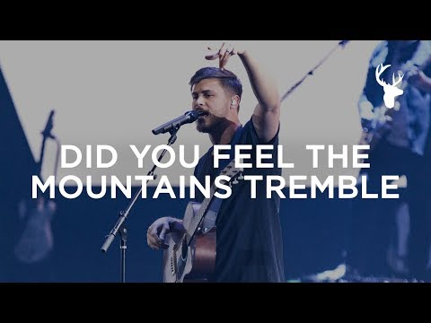 Did You Feel The Mountains Tremble - Cory Asbury | Heaven Come 2018