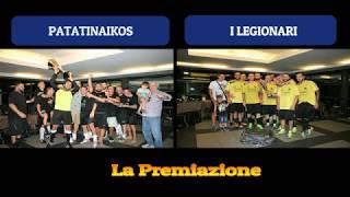 Patatinaikos(neri) - Legionari(gialli) (6-0)