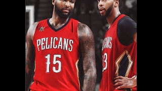 DeMarcus Cousins to the Pelicans! Steal of the CENTURY!?!?