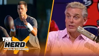 Colin Cowherd predicts how Tom Brady & Buccaneers will perform in 2020 season | NFL | THE HERD