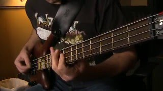 "Chris Squire Bass Part ""I"