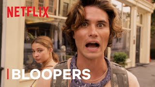Outer Banks Hilarious Bloopers   Netflix