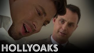 Hollyoaks: Ryan's Secret is Out!