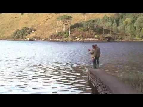 Delphi Flyfishing School Robert Gillespie part1