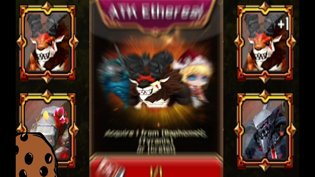 Kritika: White Knights  Ethereal Pet Pt12  The Search For Baphomet   Abit Of Mao