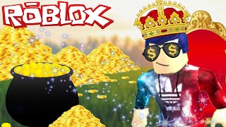 MINING - SO RICH IN ROBLOX!!?