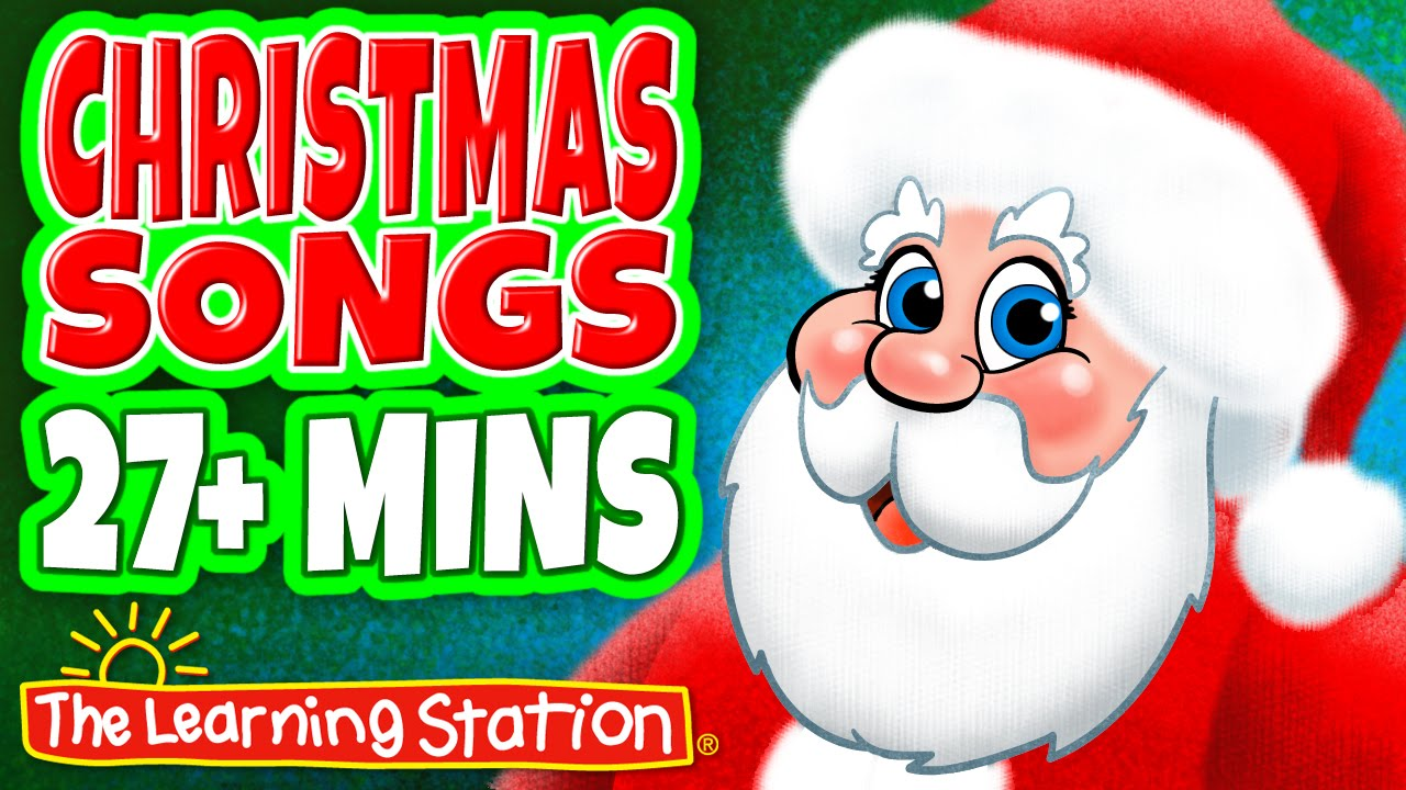 christmas songs for children christmas songs playlist for kids youtube - What Station Is Christmas Music On