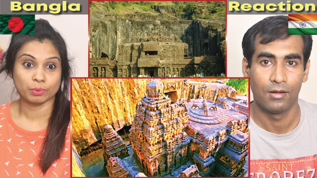 Bangladeshi Reaction on Kailasa Temple in Ellora Caves - Built with Alien Technology?