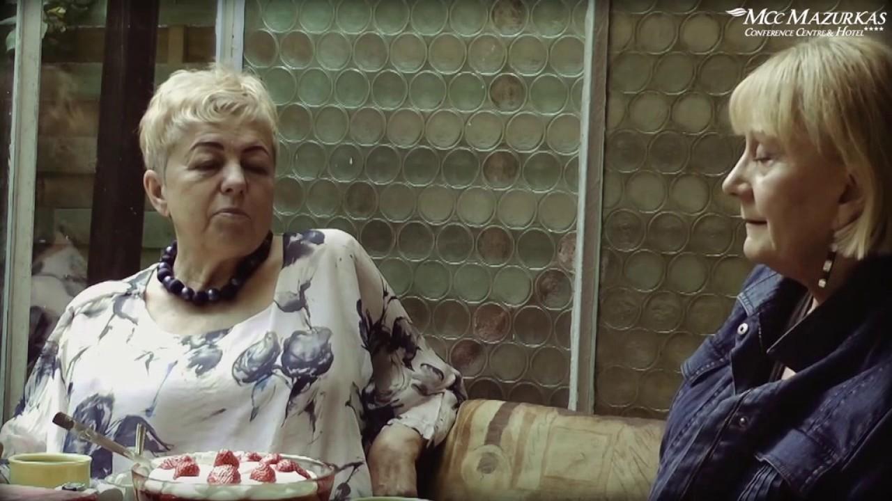 XXIII Forum Humanum Mazurkas - projekcja filmu o Annie Lenkiewicz