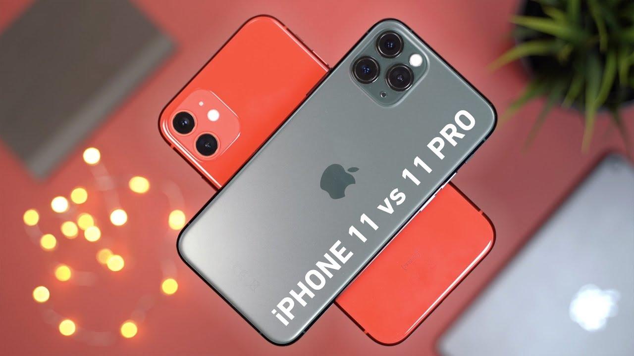 Iphone 11 Vs 11 Pro Quel Est Le Meilleur Iphone