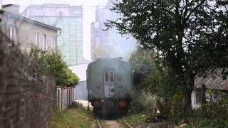 видео Тепловоз ТЭ2 | Пуск двигателя