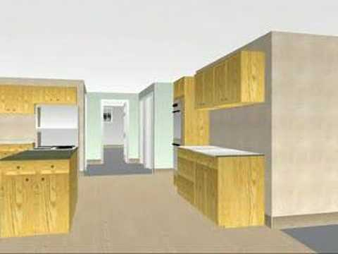 Punch Home Design 3D v9 - YouTube
