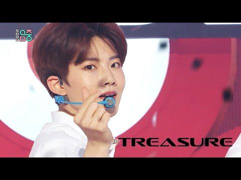 [쇼! 음악중심] 트레저 - 사랑해 (TREASURE -I LOVE YOU) 20200919
