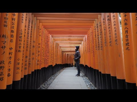 A Day in Kyoto: 1000 Gates, Bamboo Forest & Geisha District | 京都