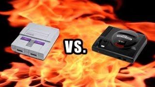 SNES VS. Sega Genesis Part 2