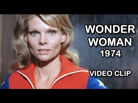 Wonder Woman Pilot 1974 Cathy Lee Crosby