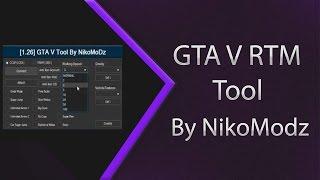 GTA V Online PS3 RTM Tool By NikoModz + Download 1.26 / 1.27