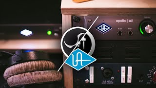 How to LIVE STREAM with UAD Apollo Interface