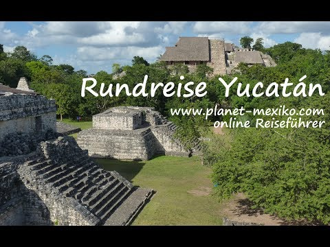 Rundreise Yucatán in Mexiko