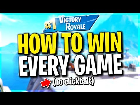 Easy Way to Win Every Game in Season 7... Get tons of wins! (not clickbait)