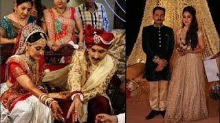 Daya Bhabhi aka Disha Vakani Real Life Wedding Pictures