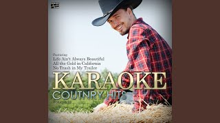 Back in the Saddle Again (In the style of Gene Autry) (Karaoke Version)