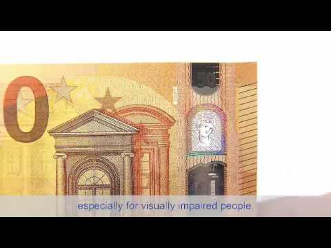 Το νέο χαρτονόμισμα των 50 ευρώ 2