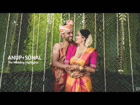 GSB Konkani Wedding Highlights {Anup+Sonal} Tamarind Tree, Bangalore