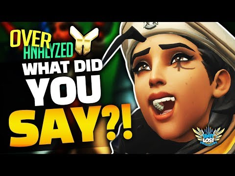Overwatch Coaching - Console to PC! WHAT DID YOU SAY?! [OverAnalyzed] thumbnail