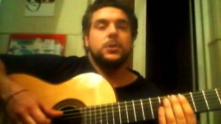 "Ritmos combinados para guitarra nylon 1 ""Groove Funky"" por Ezequiel Iglesias"