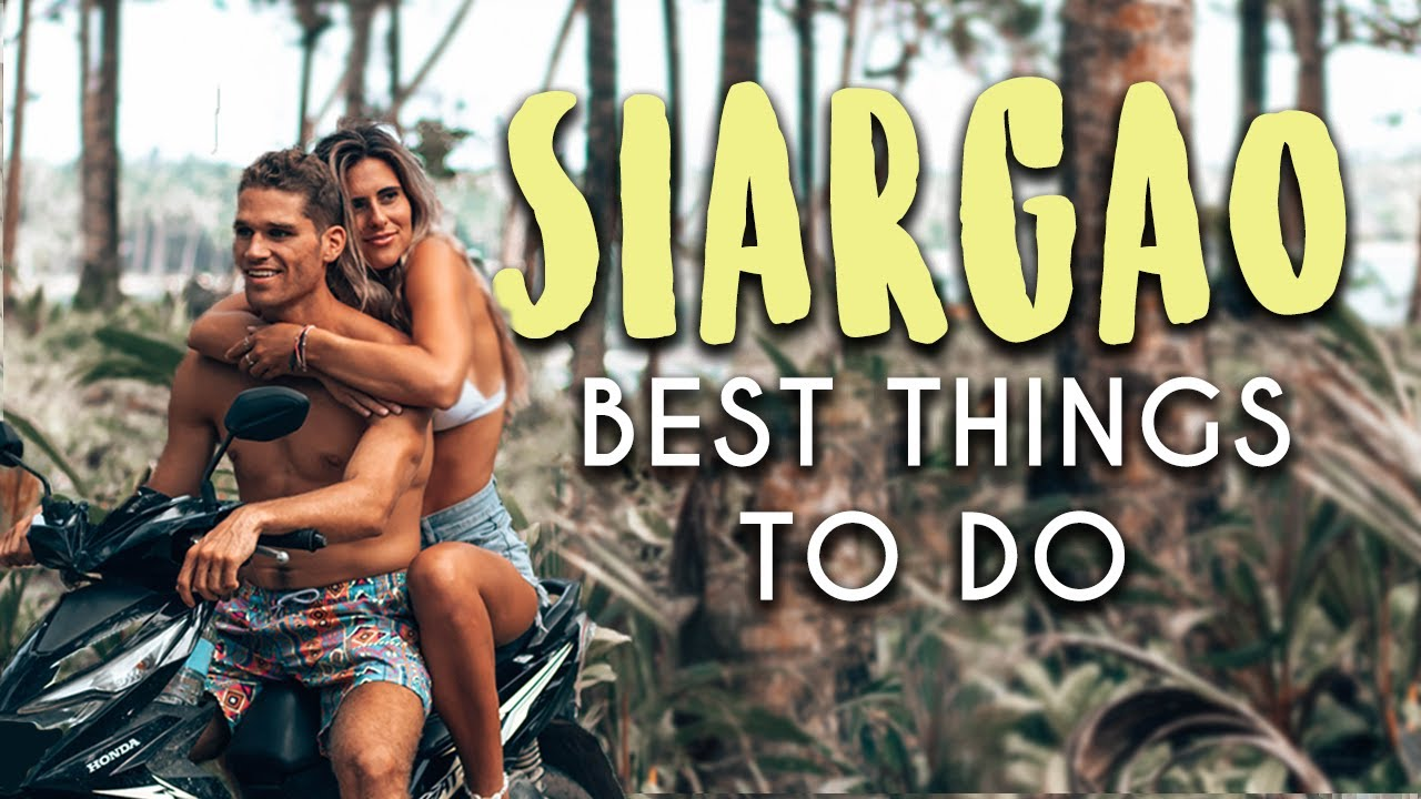 Download SIARGAO TRAVEL GUIDE - TOP 10 BEST THINGS TO DO IN SIARGAO