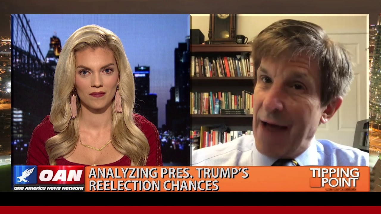 OAN Professor Who Correctly Predicted Past 9 Elections Analyzes Trump's Chances