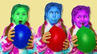 Prenses Sihirli Balonları