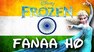 Frozen - Let It Go (Hindi) with Lyrics