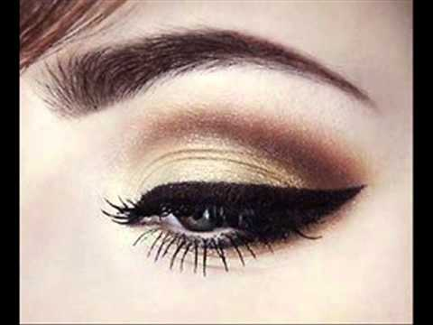 maquillaje de ojos de dia