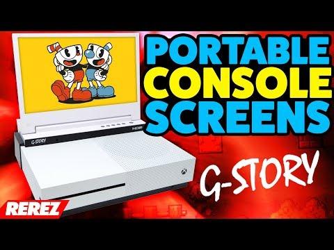 Portable Console Screens - Rerez