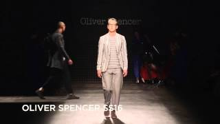 Oliver Spencer SS16 at London Collections Men