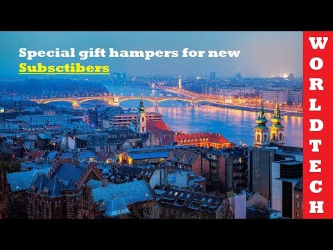 Best Cheapest Hungary Tour : Budapest Budget Travel 2018.