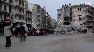 لا تقدم في جولة هامبورغ الأولى بشأن هدنة حلب
