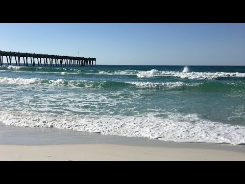 Florida Travel: Time-lapse of Pensacola Beach