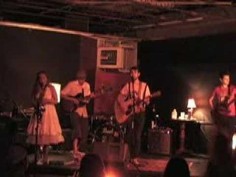 Anew Airship ( Live)