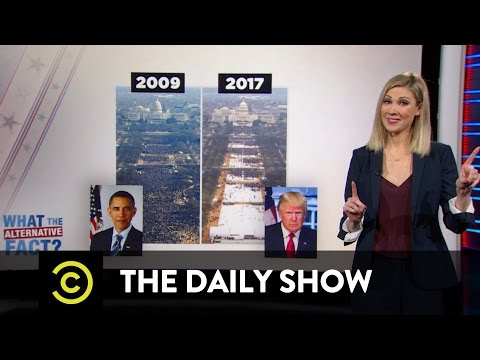 What the Actual Fact? - The Trump Administration's 'Alternative Facts': The Daily Show