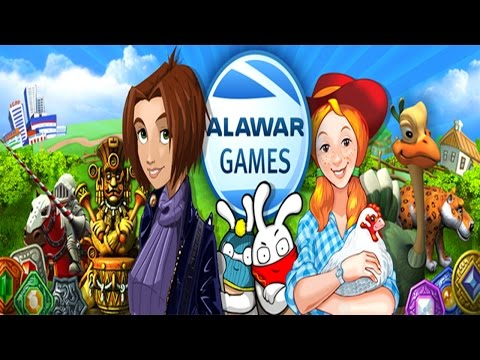 Лучшие Игры Алавар (Alawar)