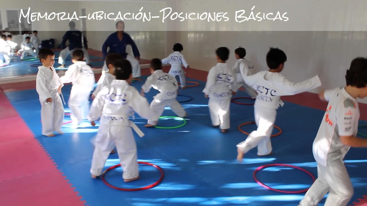 Clase De Pre Karate 3 4 5 Años Academia Campos Team Cancun Youtube