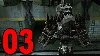 Wolfenstein: The Old Blood DLC - Part 3 - SCARY LION THING (Let's Play / Walkthrough / Gameplay)