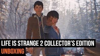 Life Is Strange 2 | Collector's Edition Unboxing