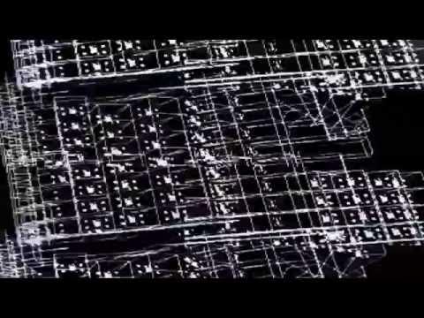 Techno DJ Set - Diarmaid O Meara (Visuals by MWK)