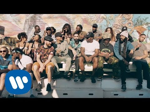 Rudimental - Toast To Our Differences (feat. Shungudzo, Protoje & Hak Baker) (Official Video)