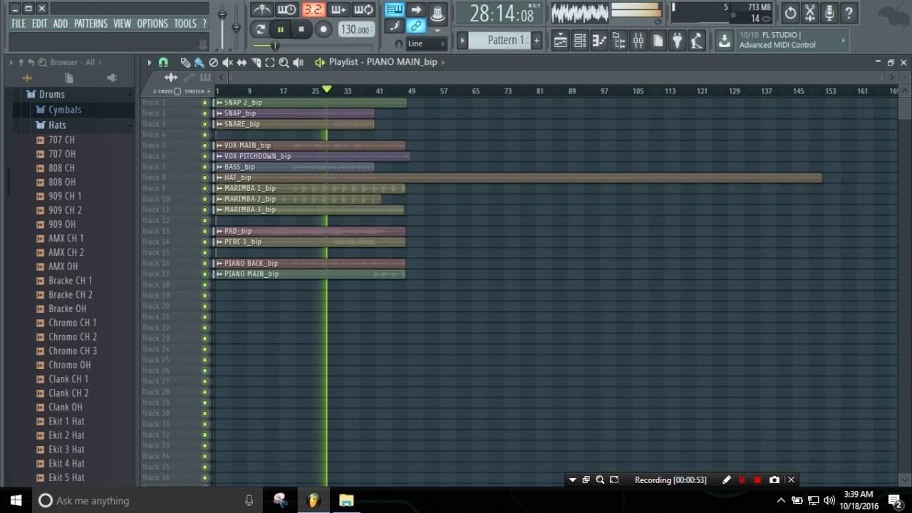Autograf - Dream (Remix Stems)
