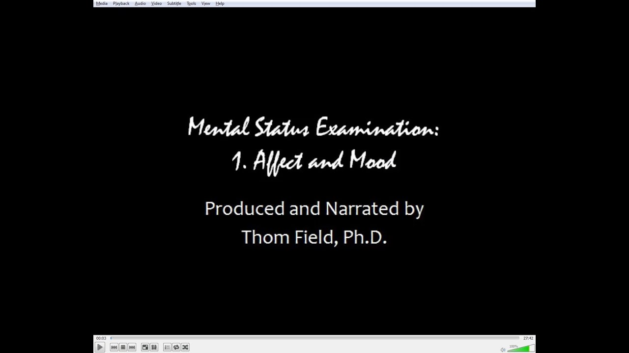 Wallpaper download mood off - Mental Status Exam Training Part 1 Affect And Mood